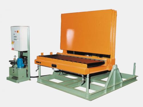Hydraulické sklopné stoly na pravoúhlá břemena